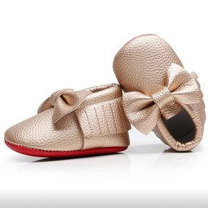 PU Leather Newborn Baby Shoes Girl 6-12 months